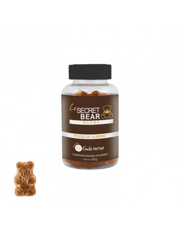 Secret Bear Barbe - (Cure 1...