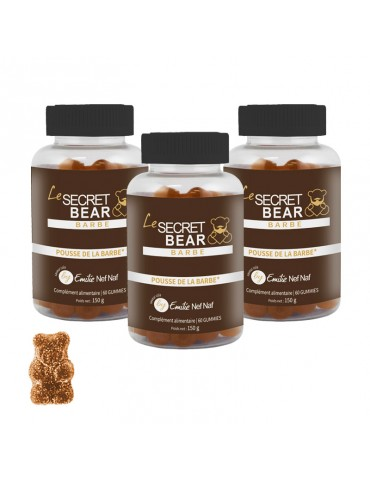 Secret Bear Barbe - (Cure 3...