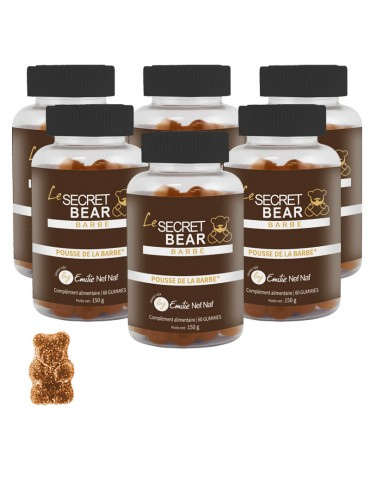 Secret Bear Beard - (Cura 6 mesi)