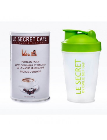 copy of Le Secret Café