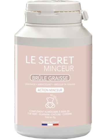 Le Secret Brûle - Graisses